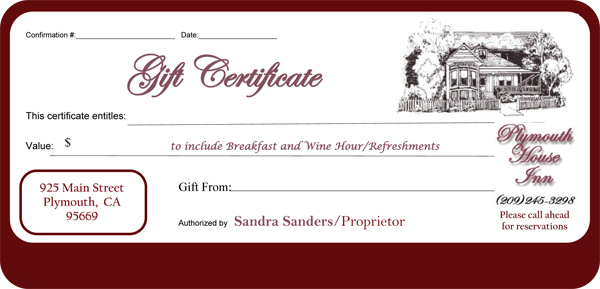Gift certificate samples fieldstation gift certificate samples yelopaper Gallery